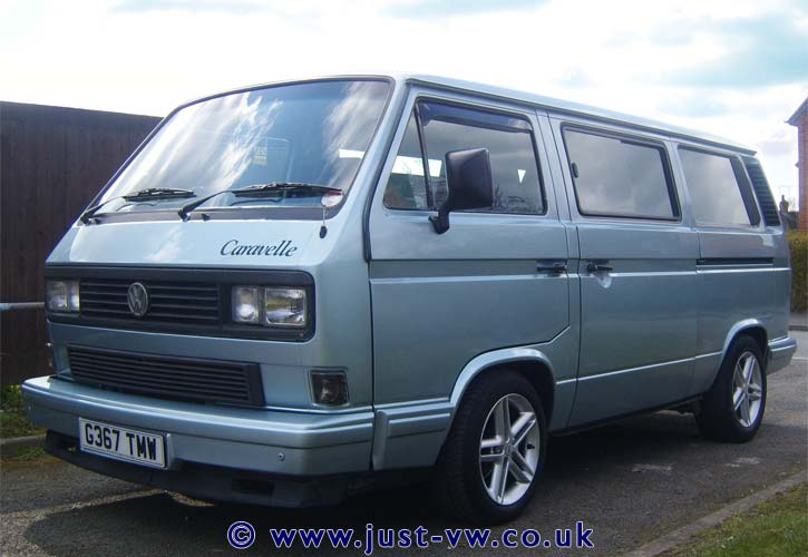 Vw Transporter T4 Modified >> Volkswagen Transporter Caravelle T3:picture # 1 , reviews, news, specs, buy car
