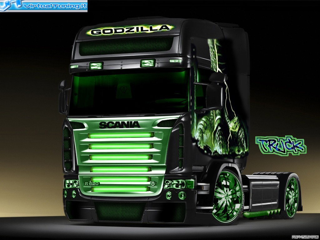 Haut Scania R620 V8:picture # 7 , reviews, news, specs, buy car CN09