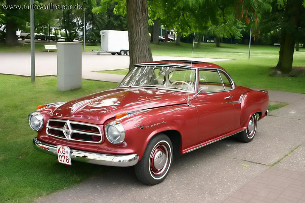 Borgward Isabella coupe:picture # 6 , reviews, news, specs ...