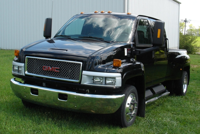 GMC C4500 photos.