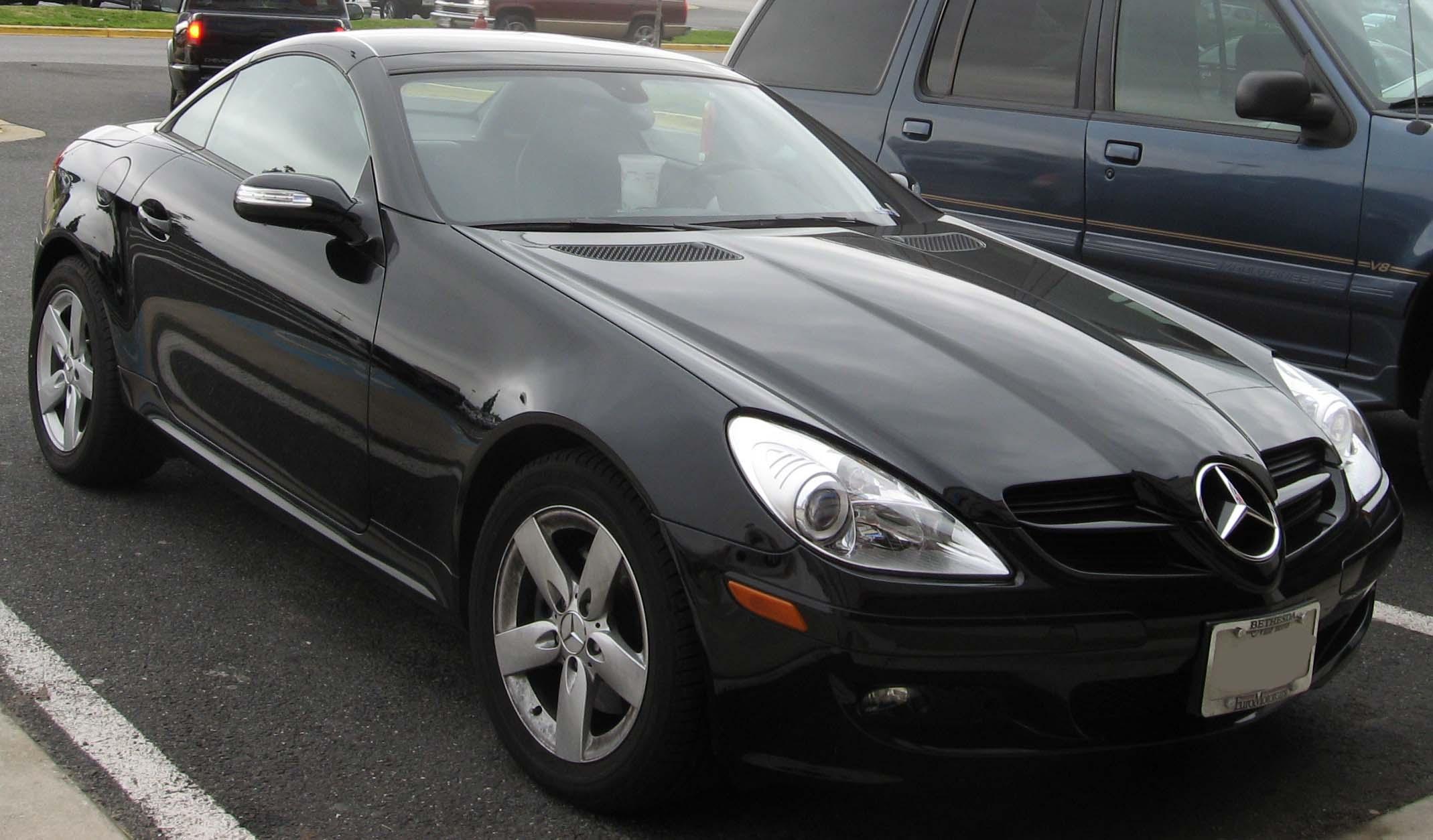 Mercedes benz slk 280 picture 5 reviews news specs for 2007 mercedes benz slk 280 specs