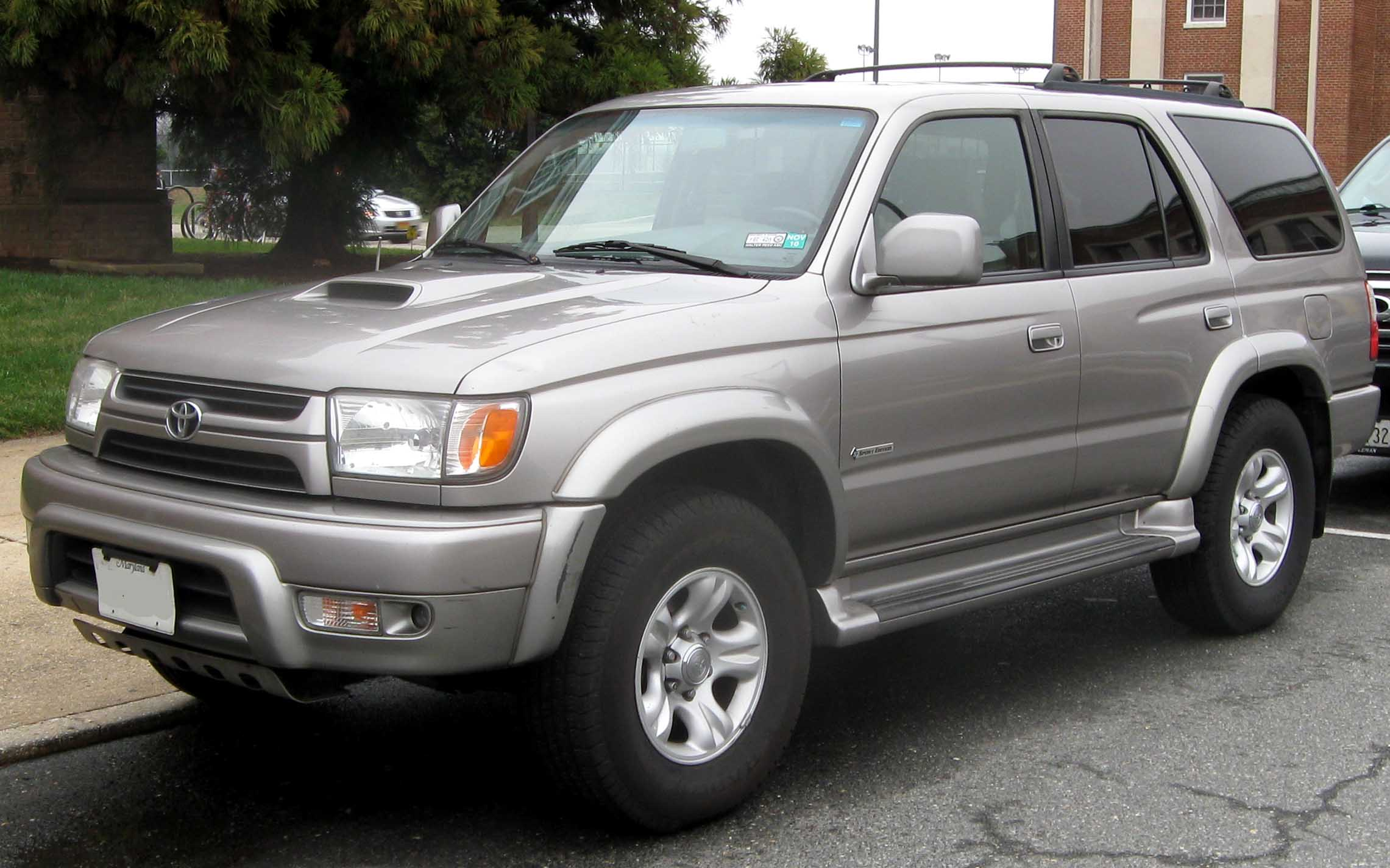 Good Toyota 4 Runner Sport Edition