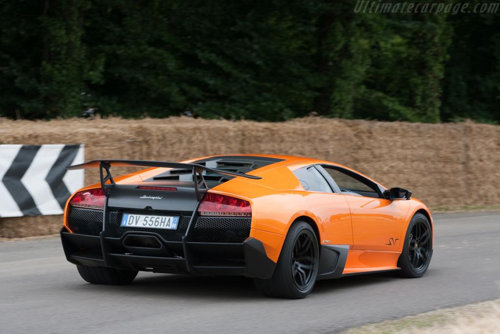 Lamborghini Murcielago Lp670 4 Sv Picture 9 Reviews