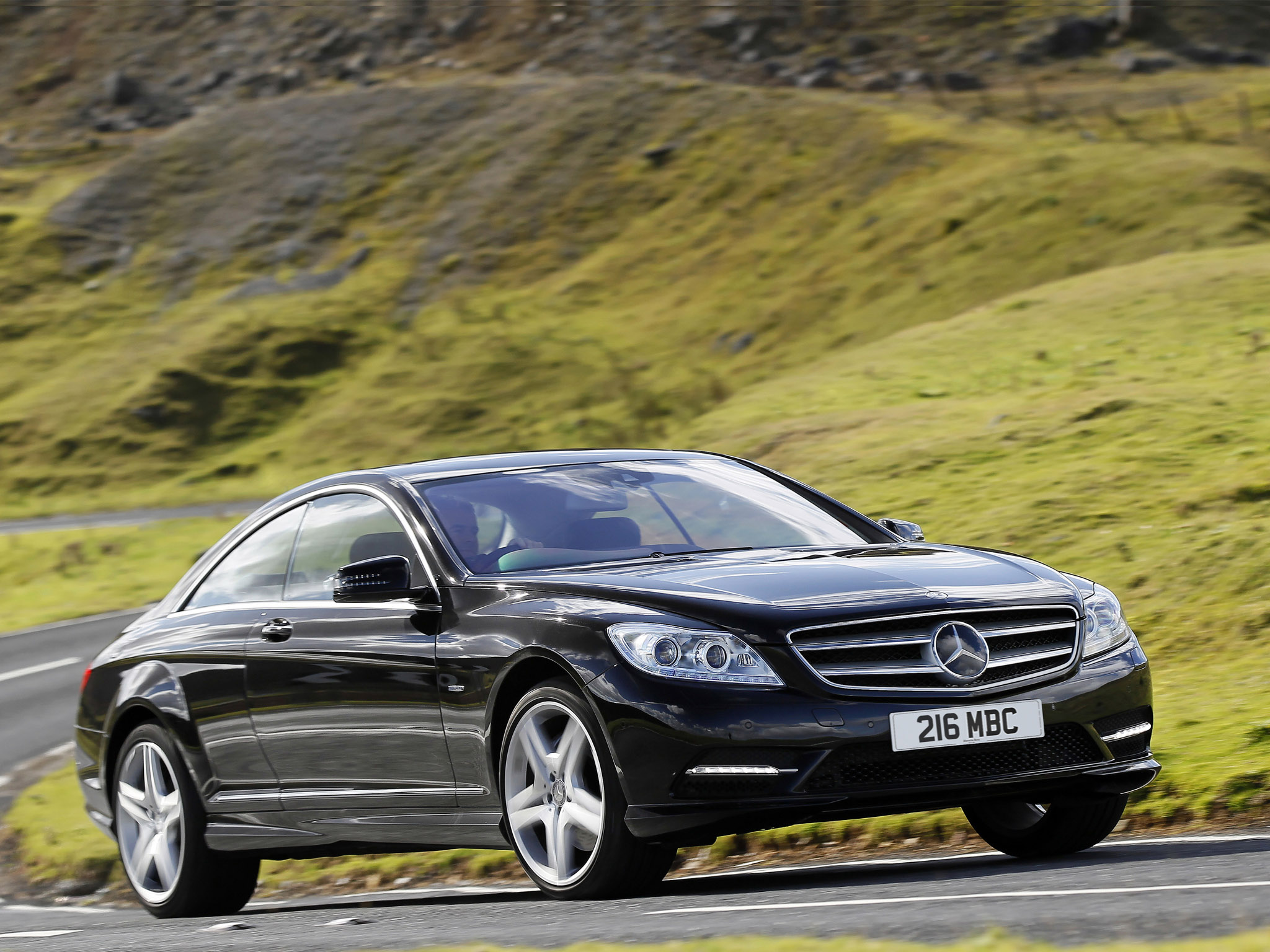 mercedes benz cl500 amg picture 9 reviews news specs. Black Bedroom Furniture Sets. Home Design Ideas