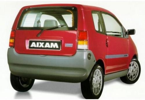 Aixam 400 Sl 2000 Picture 7 Reviews News Specs Buy Car