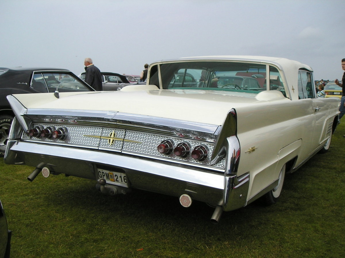 Lincoln Continental mark V conv