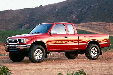 Toyota Tacoma Sr5 Picture 8 Reviews News Specs Buy Car