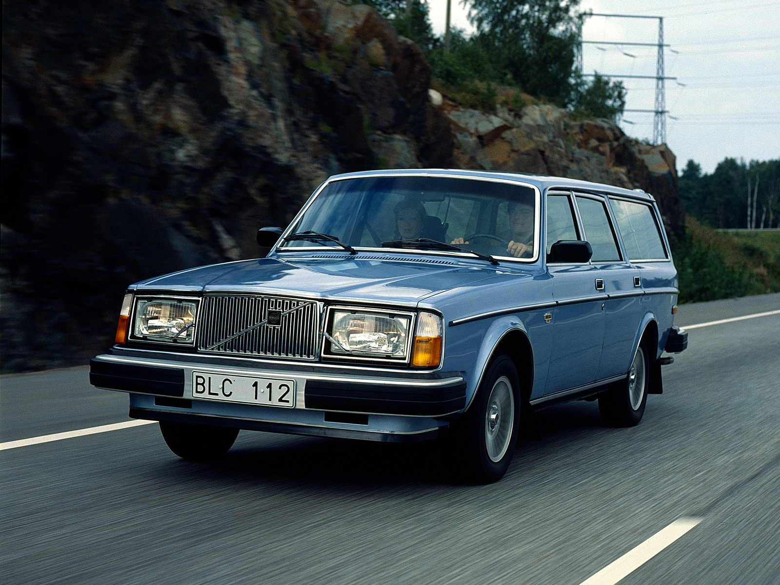 1979 Volvo 265 Gle Station Wagon Related Infomation