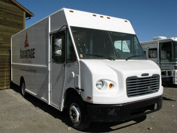 Freightliner MT45:picture # 14 , reviews, news, specs, buy car