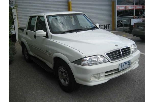Ssangyong Musso 290 TD
