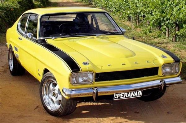 Ford Capri Perana V on Ford Capri Perana For Sale