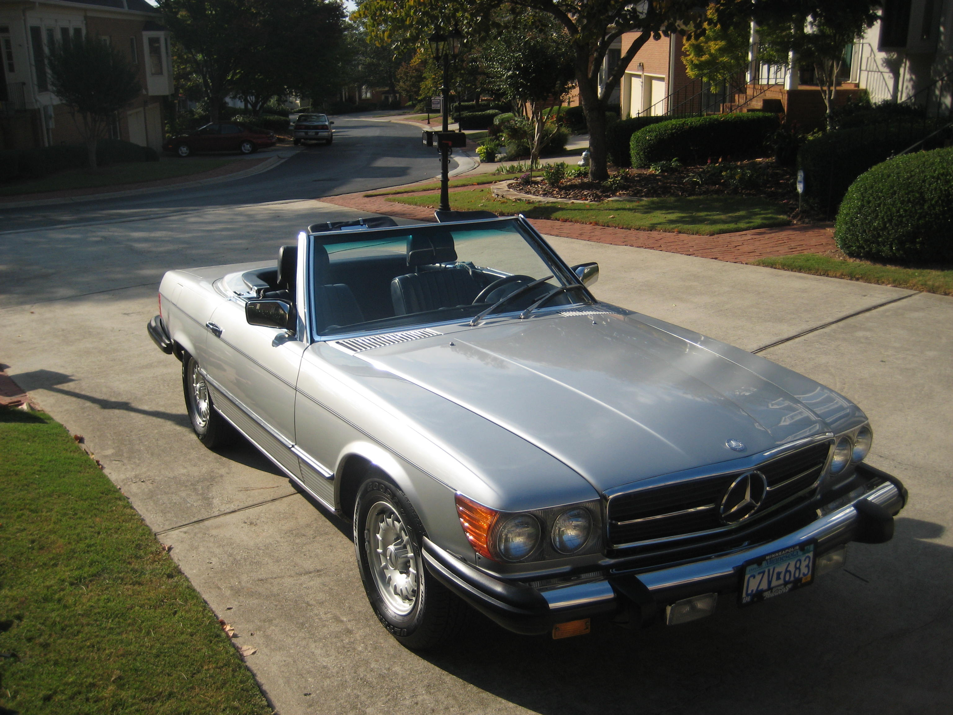 Mercedes benz 380sl picture 11 reviews news specs for 380sl mercedes benz