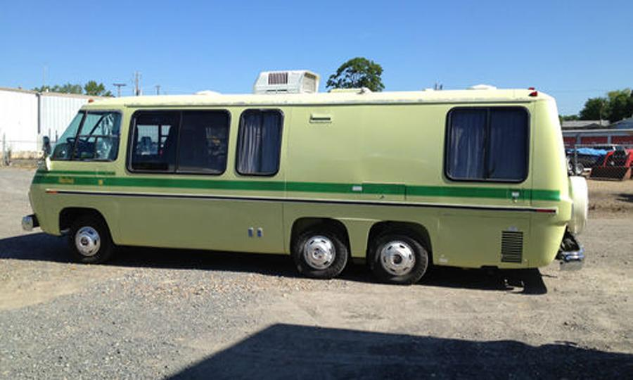 Brilliant OLD PARKED CARS 1976 GMC Palm Beach Motorhome