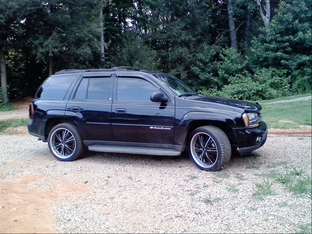 Chevy Trailblazer Photos.html | Autos Post