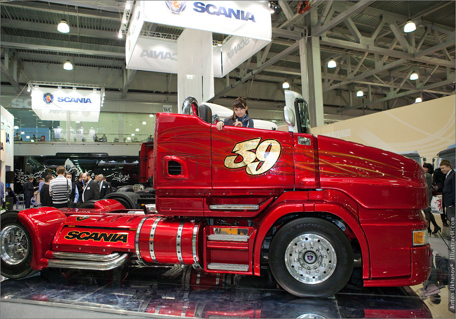Scania R999 Red Pearl:picture # 9 , reviews, news, specs ...