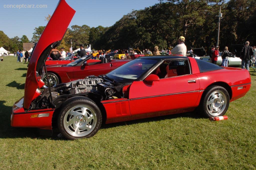 Chevrolet Corvette ZR-1 C4:picture # 9 , reviews, news