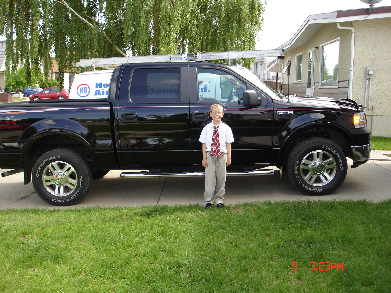 Ford 54 Triton Ford F-150 Lariat SuperCrew:picture # 10 , reviews, news ...