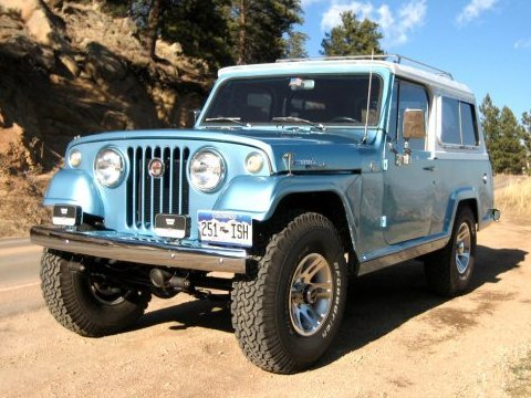 jeep jeepster commando picture 7 reviews news specs buy car. Black Bedroom Furniture Sets. Home Design Ideas