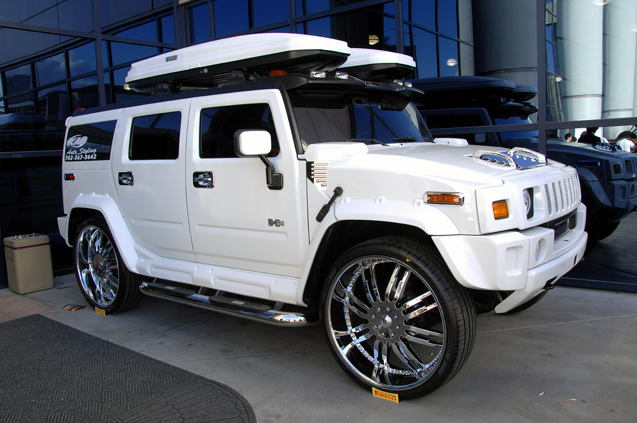 Latest Hummer H3 >> Hummer H2T:picture # 15 , reviews, news, specs, buy car