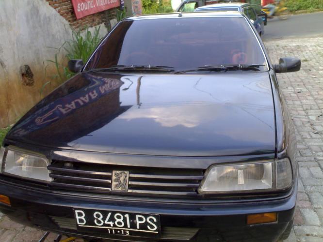 Peugeot 405 Sr Picture 11 Reviews News Specs Buy Car