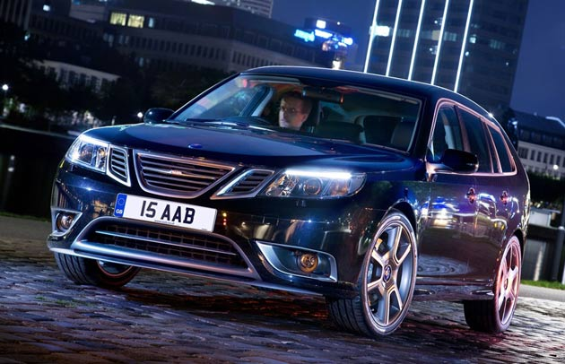 SAAB 9-3 Turbo X wagon