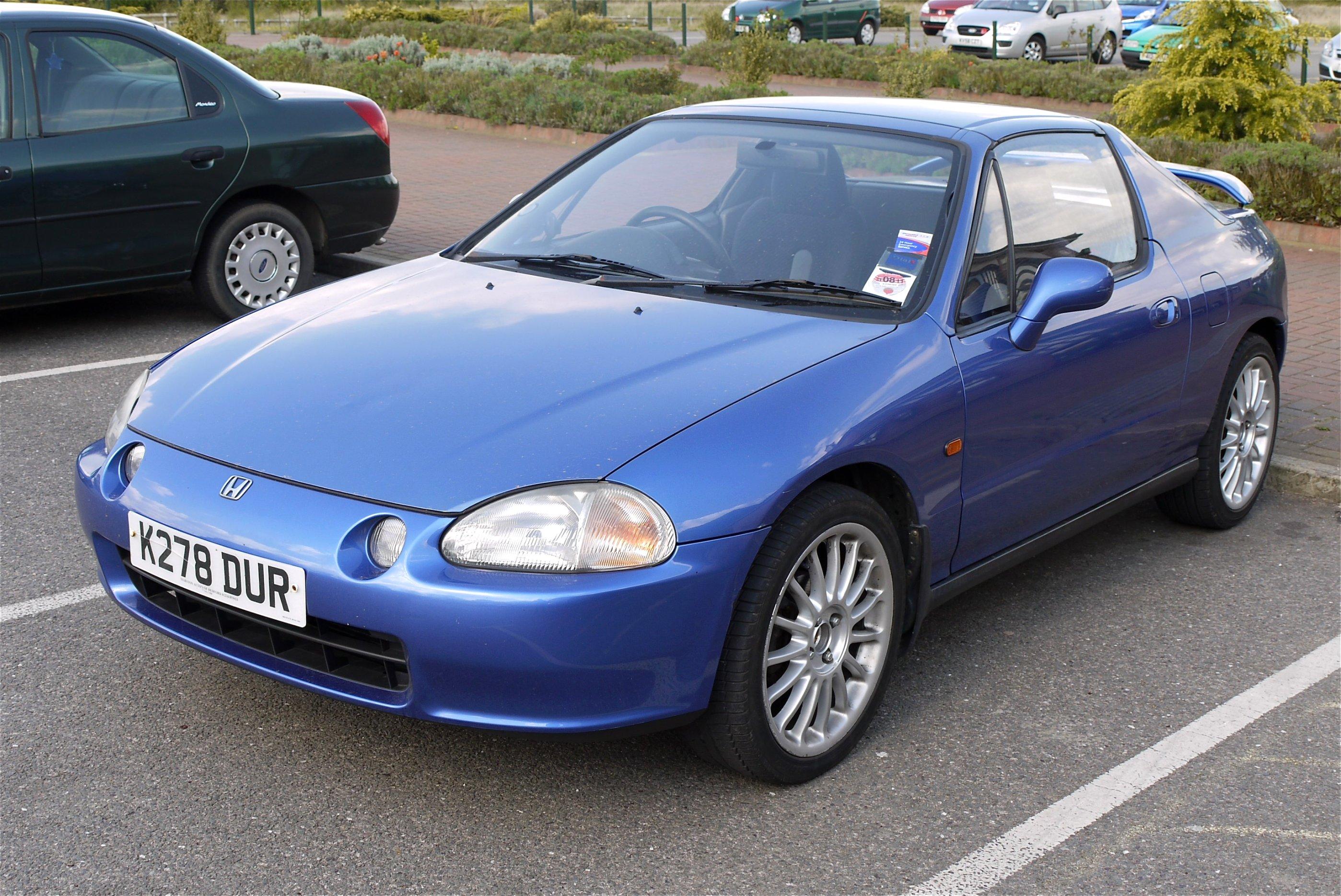 Honda Crx Del Sol Picture 11 Reviews News Specs Buy Car