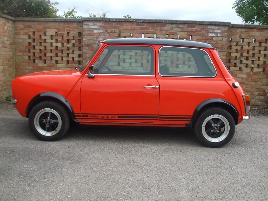 1978 austin mini 1275 gt for sale is my genuine 1978 austin mini