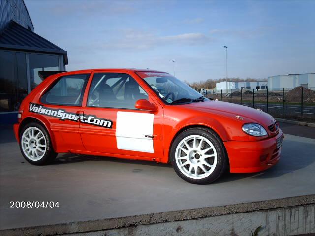 Citroen Saxo Kit Car Loeb