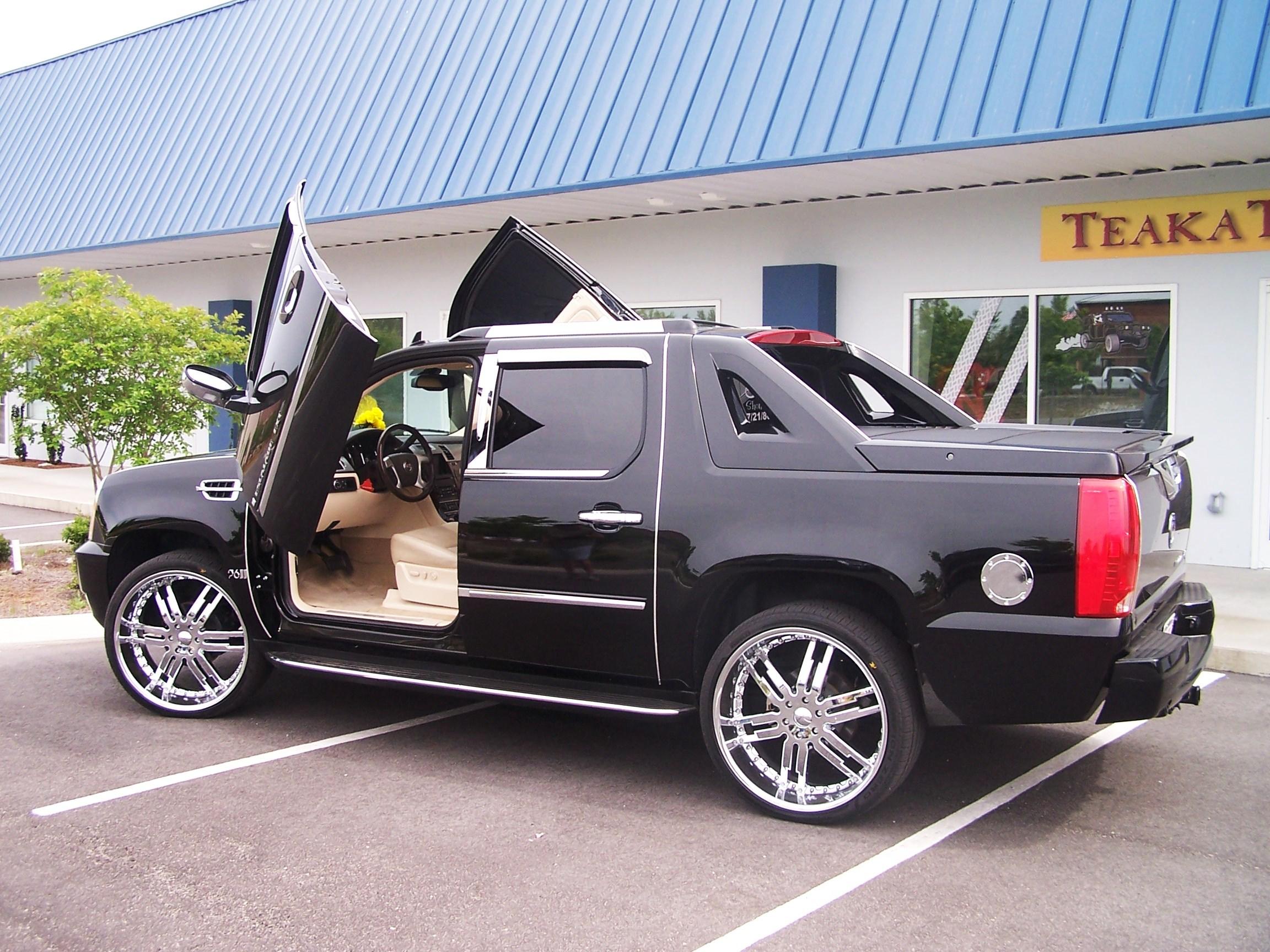Cadillac Escalade EXT:picture # 13 , reviews, news, specs ...