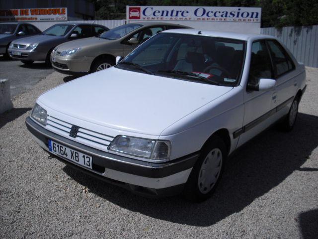 Peugeot 405 Srd Picture 5 Reviews News Specs Buy Car