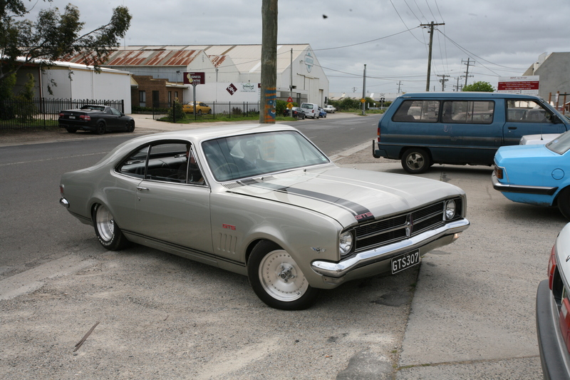 Holden Monaro Gts Hk Picture 13 Reviews News Specs