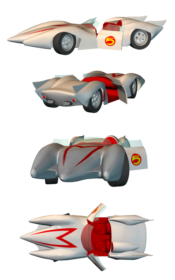 Mach 5 Picture 12 Reviews News Specs Buy Car