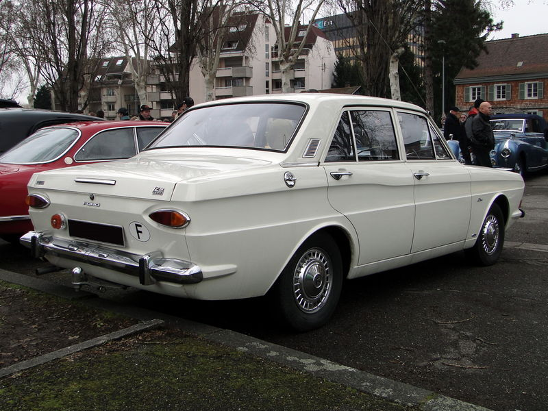 Ford 12M 1300 Ford