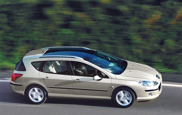 peugeot 407 sw sv photos reviews news specs buy car. Black Bedroom Furniture Sets. Home Design Ideas