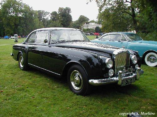Bentley Continental S2