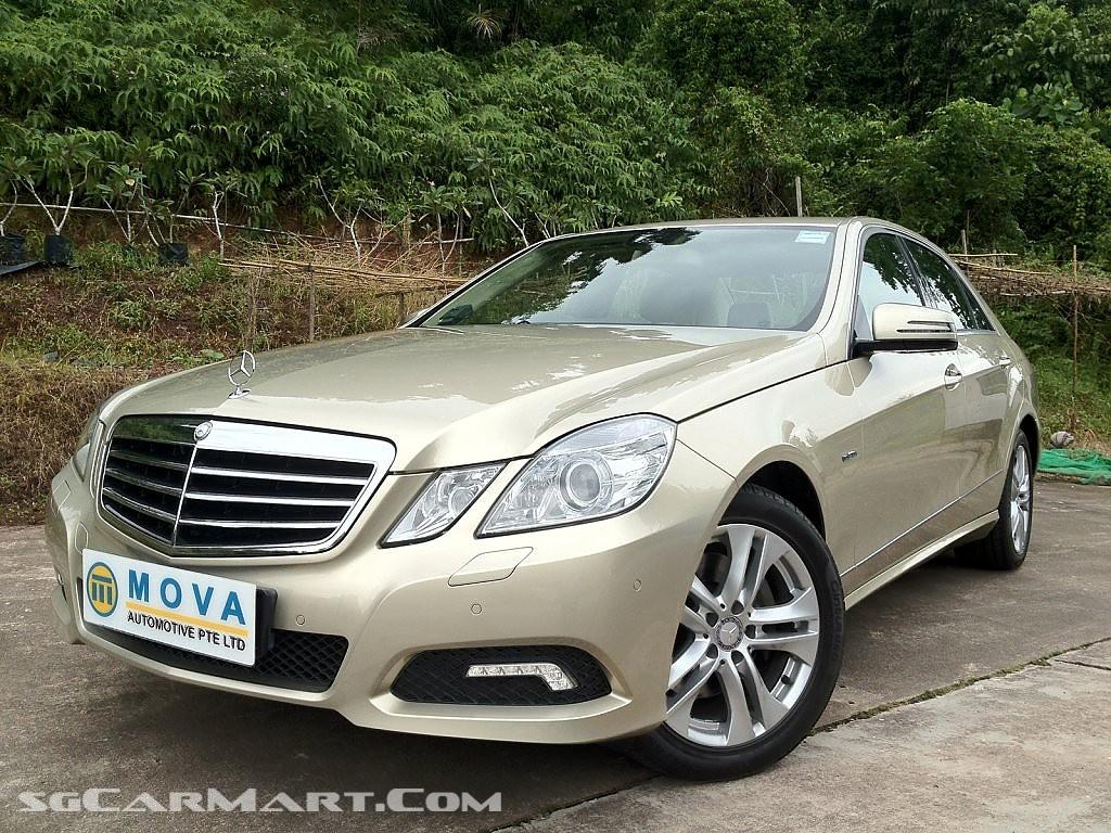 Mercedes benz e250 cgi photos reviews news specs buy car for Mercedes benz e250