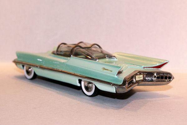 Lincoln Futura Concept Car Photos Reviews News Specs