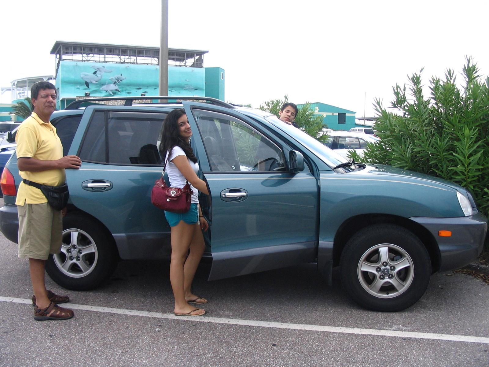 Hyundai Santa Fe LX