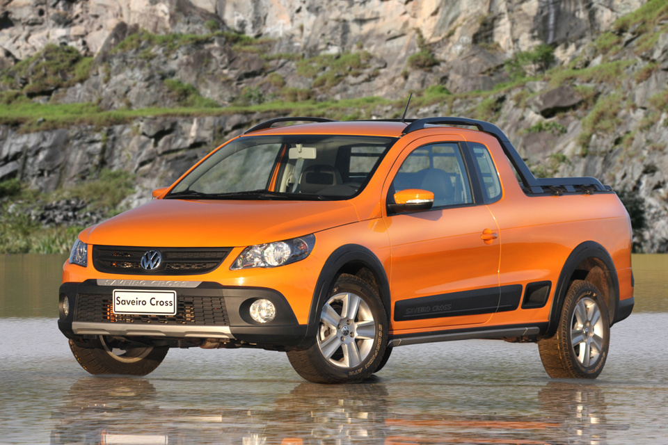 Volkswagen Saveiro Cross photos, picture # 5