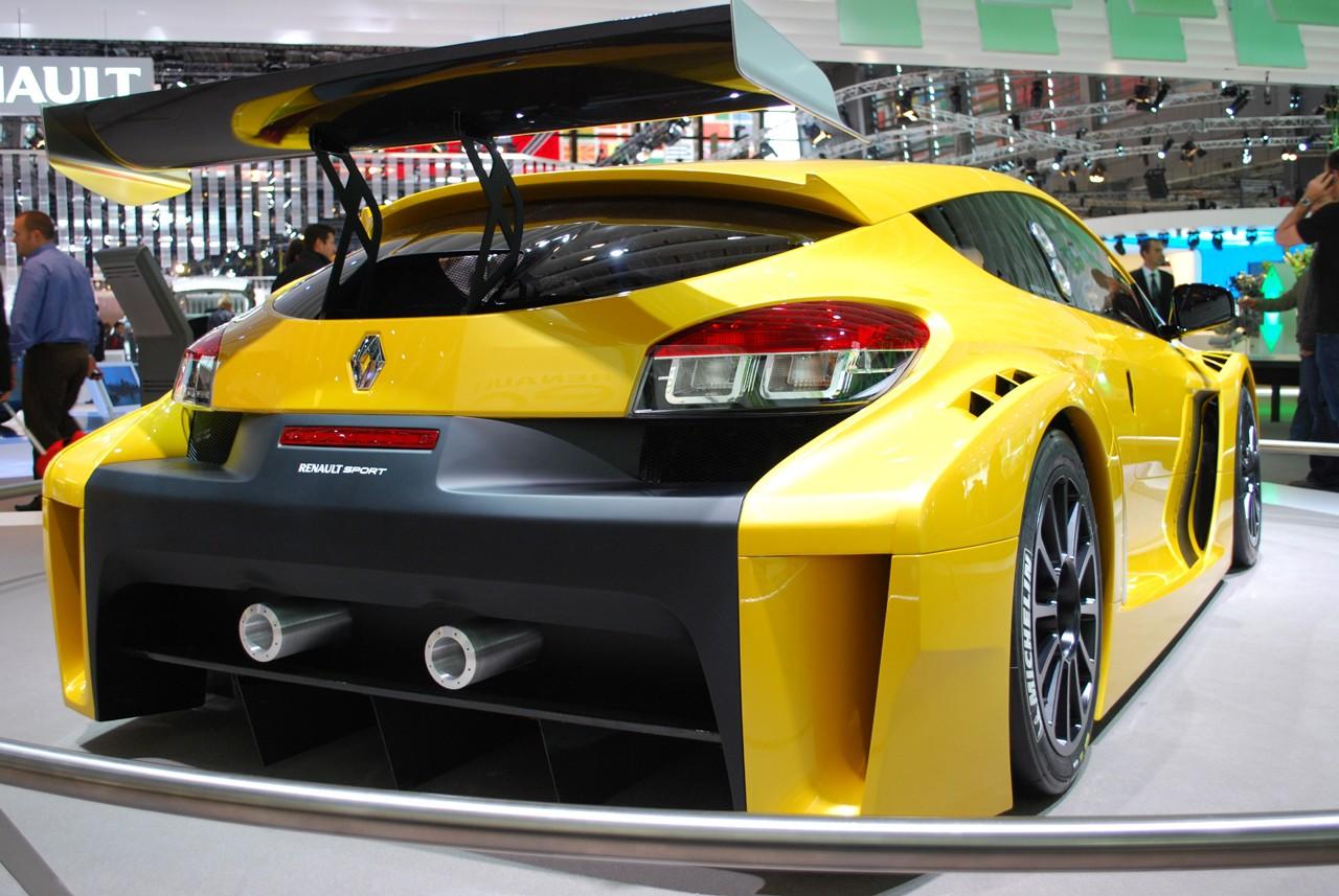 Renault Megane Trophy Picture 6 Reviews News Specs Buy Car