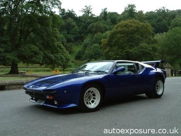 Used De Tomaso Pantera >> De Tomaso Pantera GT5S:picture # 14 , reviews, news, specs, buy car