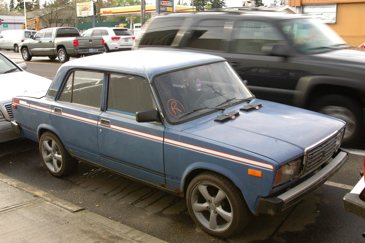 Lada 2107 1500 Picture 9 Reviews News Specs Buy Car