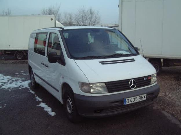 Mercedes benz vito 108 cdi photos reviews news specs for Mercedes benz 108