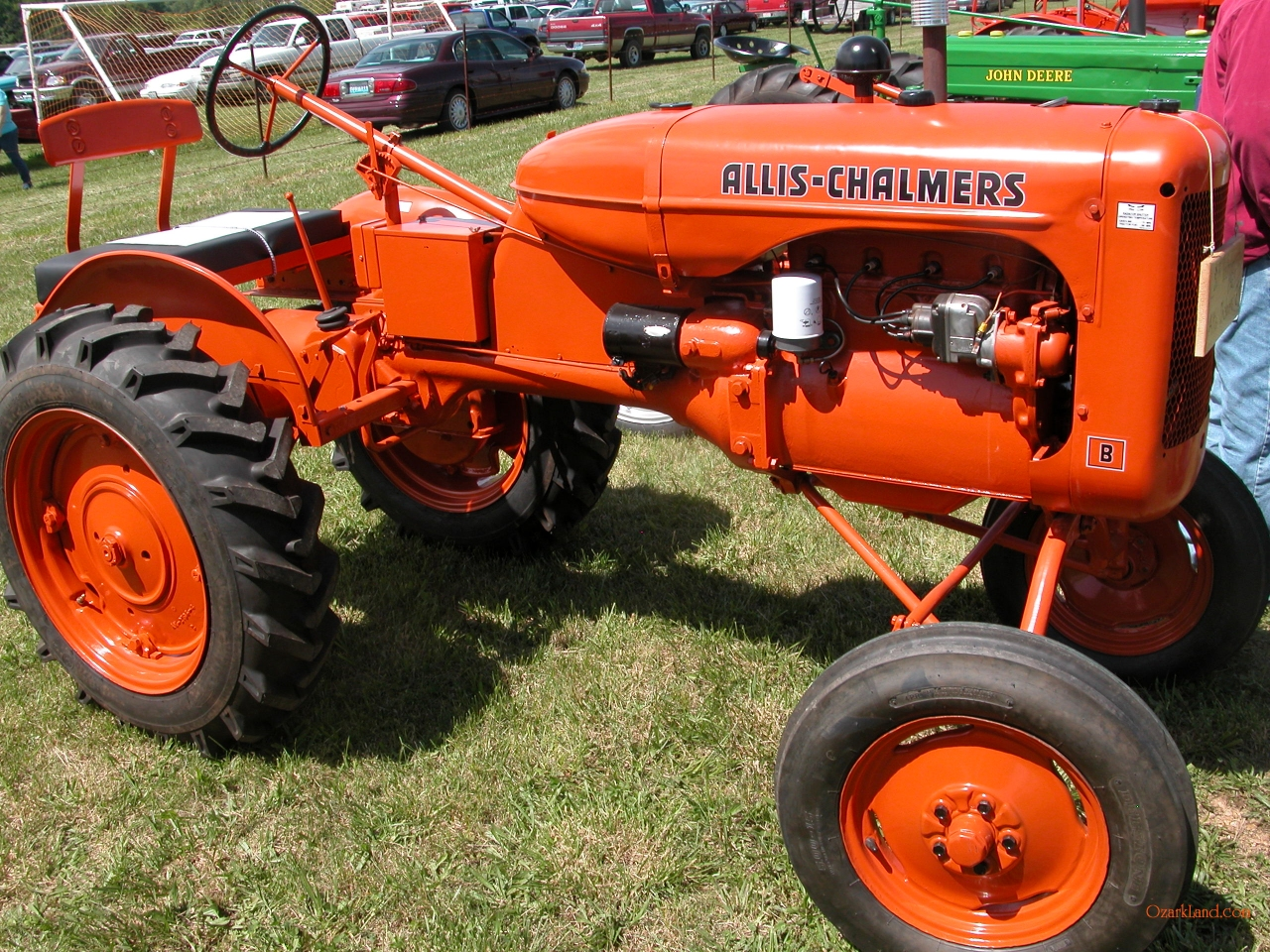 Allis Chalmers B Picture 3 Reviews News Specs Buy Car