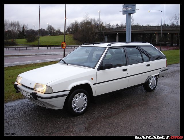Citroen Bx19 Tri Break Picture   13   Reviews  News  Specs  Buy Car