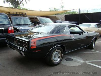 Plymouth Barracuda Gran Coupe conv