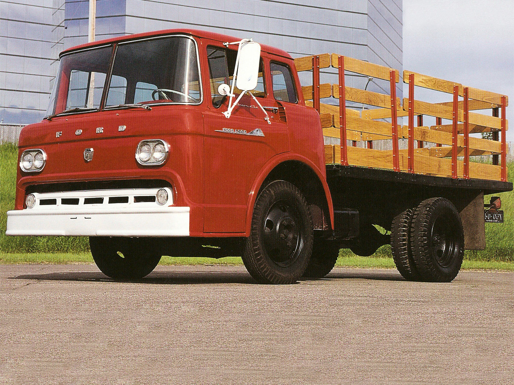 Ford C-550