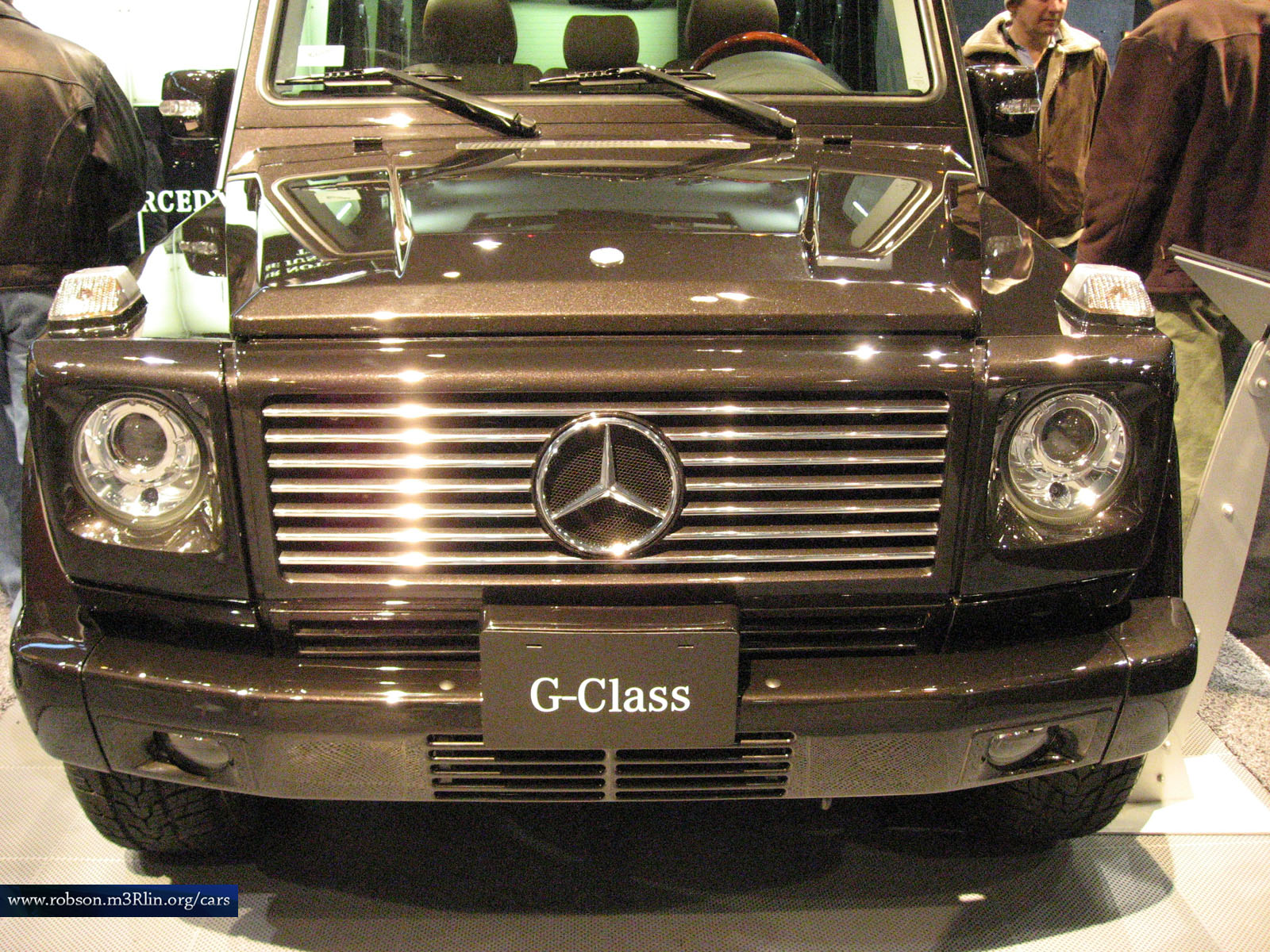 Mercedes benz g500 picture 9 reviews news specs buy car for Mercedes benz g500 review