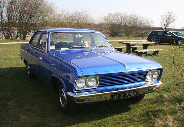Vauxhall Cresta Pc Picture 14 Reviews News Specs