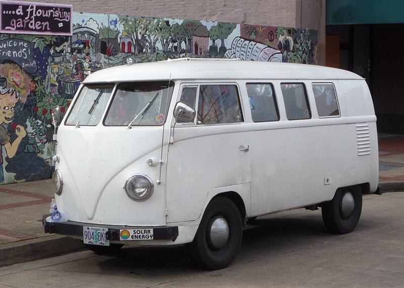 Volkswagen bus specs